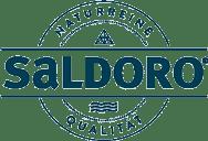 Das Saldoro Logo. Salz mit naturreiner Qualität